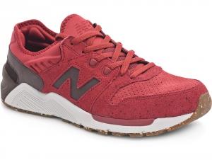 Кроссовки New Balance Ml009pn замшевые