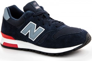 Sneakers New Balance Ml565nbr