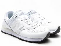 Кроссовки New Balance ML574SNQ Белые