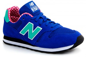 Кроссовки New Balance Wl373bgp Electric blue