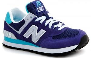 Кроссовки New Balance Wl574cph Violet Up
