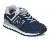 Кроссовки New Balance WL574EN Синие