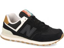 New Balance sneakers Black WL574SEC