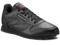 Shoes Reebok Classic Leather Black 50149 skin