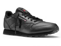 Sneakers Reebok Classic Leather 50149 unisex (Black)