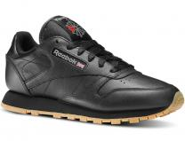 Buty Do Biegania Reebok Classic Leather - Black 49804