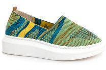 Canvas shoes Las Espadrillas Freerun 037-2015-143 women