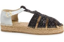 Spanish women's sandals Las Espadrillas 1443-27