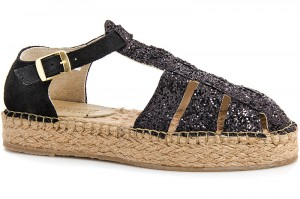 Sandals jute shoes Las Espadrillas 1443-272