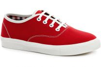 Sneakers Las Espadrillas Original 1504-08 Red