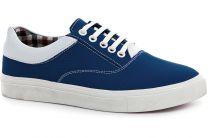 Текстильная обувь Las Espadrillas 1508-02 унисекс   (синий)