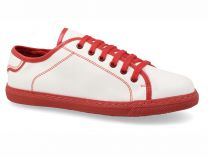 Sneakers Las Espadrillas Why Red Smith 20324-13