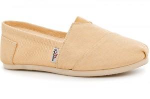 Літнє взуття Las Espadrillas Bej Canvas 3015-20