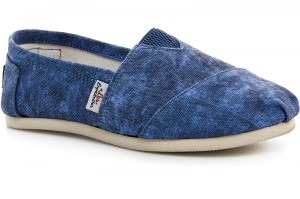 Summer shoes Las Espadrillas Blu 3015-29 Ocean