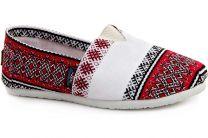 Літнє взуття Las Espadrillas Vyshyvanka 3015-36 Made in Ukraine