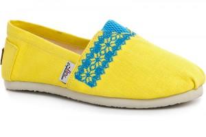 Summer gym shoes Las Espadrillas Native 3015-50