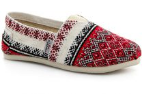 Summer shoes Las Espadrillas Vyshyvanka 3015-62