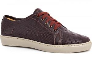 Men's sneakers Las Espadrillas Leather Low 4077-45