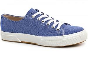 Canvas shoes Las Espadrillas 4366-66 Sh Bright jeans