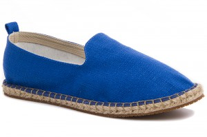 Espadrilles Las Espadrillas 4418-40 Blue