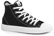 Canvas shoes Las Espadrillas 4850-9160 Black Cotton