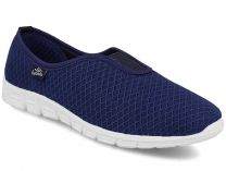 Athletic shoes Las Espadrillas 500817-89 (dark blue)