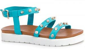 Womens sandals Las Espadrillas Daiquiri 5058-43