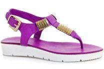 Womens sandals Las Espadrillas Vanilla 5158-24