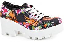 Sneakers Las Espadrillas heel 5302-27Sh