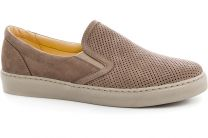 Men's moccasins Las Espadrillas 6224-29Sl Perforated