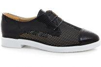 Женские туфли Las Espadrillas 6575-27 SH    (чёрный)