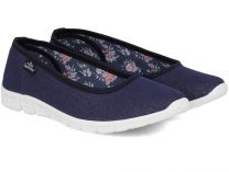 Ballerinas Las Espadrillas 22636-80 Denim (dark blue)