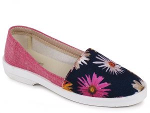 Жіночі сліпони Las Espadrillas DV s79r (Multi-Color)
