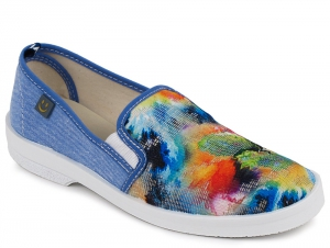 Жіночі сліпони Las Espadrillas DV sr37s (Multi-Color)