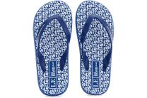 Мужские вьетнамки Las Espadrillas Flip Flops F6574-8913 Made in Italy