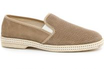 Suede loafers Las Espadrillas Safari Fv4319-18 Made in Spain