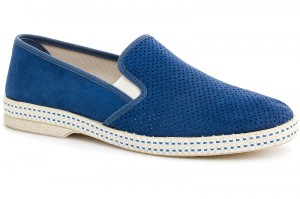 Moccasins Las Espadrillas Fv4319-40 Made in Spain