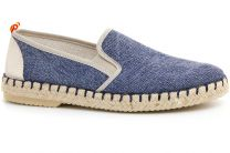 Мокасины Las Espadrillas Marino Fv5651-89 Made in Spain