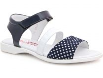 Summer sandals Las Espadrillas Junior 4583-14