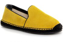 Summer suede shoes Las Espadrillas 3080-21
