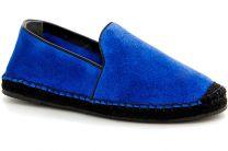 Туфли Las Espadrillas 3080-41 унисекс   (синий)