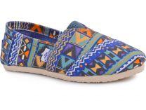Летняя обувь Las Espadrillas Native 3015-74 Multicolor
