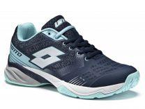 Жіночі кросівки Lotto Esosphere II ALR W S9462 (Темно-синій,Бірюзовий,Синій)