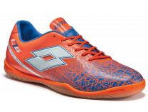 Бутсы Lotto LZG VIII 700 ID S3957 унисекс   (оранжевый/синий)