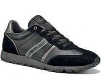 Мужские кроссовки Lotto Oviedo S5063   (чёрный)