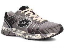 Спортивная обувь Lotto Touchride S4436 унисекс   (чёрный/серый)
