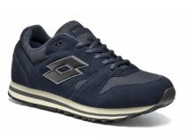 Мужские кроссовки Lotto Trainer VII Sue S2017   (тёмно-синий)