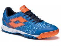 Спортивная обувь Lotto Viento Ii 300 Tf S3995 унисекс   (голубой/оранжевый)