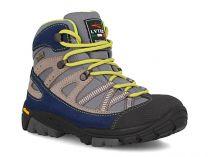 Туристическая обувь Lytos Aladino Kid 12 унисекс   (синий/серый)