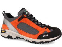 Трекинговые кроссовки Lytos 57B075-3 унисекс   (тёмно-серый/оранжевый/серый)